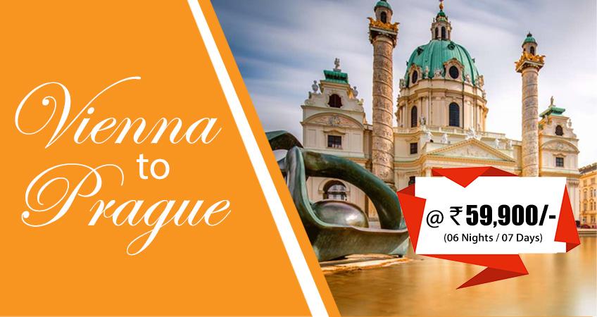 Travel Vienna To Prague