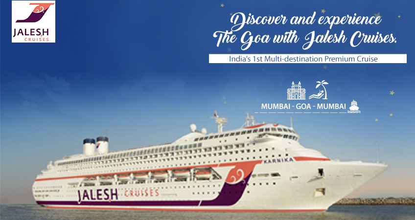 Discover Goa With Jalesh Cruise