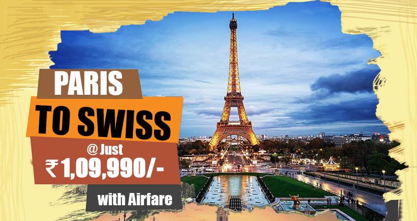 Paris To Swiss
